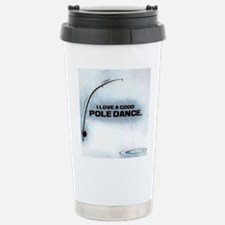 Pole Dance Travel Mug