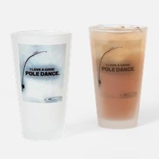 Pole Dance Drinking Glass