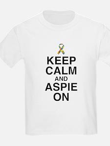 Keep Calm Aspie T-Shirt
