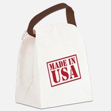 Made In USA-02-01 Canvas Lunch Bag