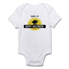 Funny Personalized 1st halloween Infant Bodysuit