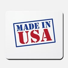 Made In USA-01 Mousepad