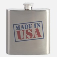 Made In USA-01 Flask
