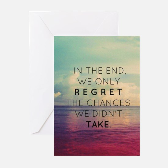 Inspirational Quote Greeting Cards