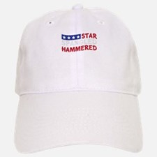 Star Spangled Hammered USA-01 Baseball Baseball Baseball Cap