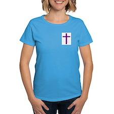 Chaplain Purple T-Shirt