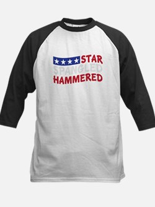 Star Spangled Hammered USA-01 Baseball Jersey