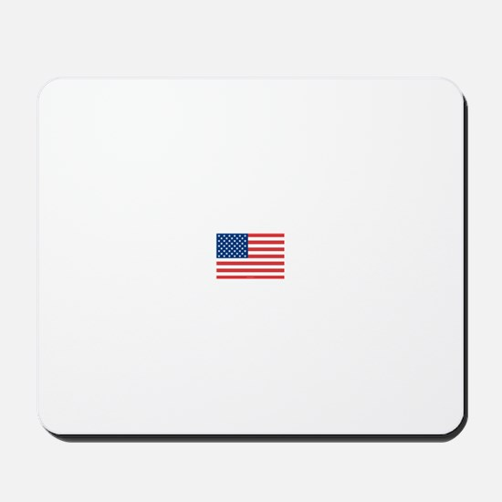 US Flag Mousepad