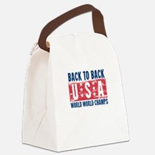 USa Back to Back World War Champs-01 Canvas Lunch