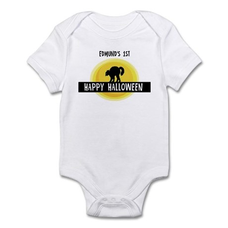 1st Halloween: Edmund Infant Bodysuit