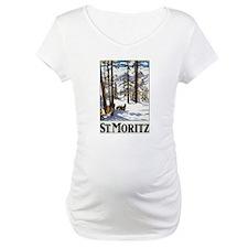 Switzerland Skiing Shirt