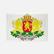 Bulgaria arms Rectangle Magnet