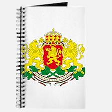 Bulgaria arms Journal