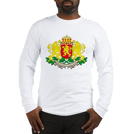 Bulgaria arms Long Sleeve T-Shirt