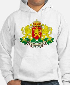 Bulgaria arms Jumper Hoody