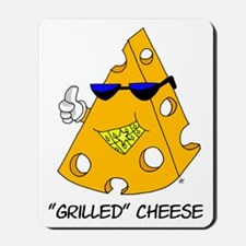 Grilled Swiss Cheese Mousepad