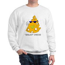 Grilled Swiss Cheese Sweatshirt