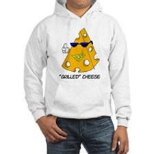 Grilled Swiss Cheese Hoodie