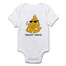 Grilled Swiss Cheese Infant Bodysuit