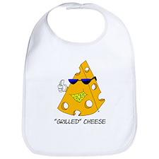 Grilled Swiss Cheese Bib