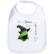 Prince Kiss Bib