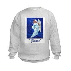Angel Flying Sweatshirt