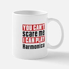 I Can Play Harmonica Mug
