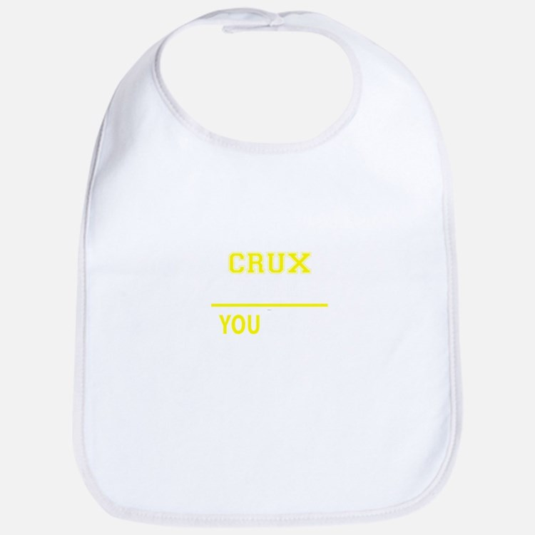 It's A CRUX thing, you wouldn't understand !! Bib