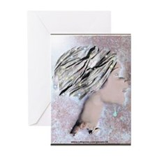 FDR Faces Greeting Cards (Pk of 20)