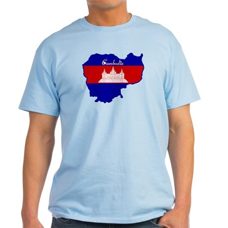 Cool Cambodia Light T-Shirt