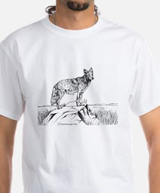 Coyote Ink Drawing Shirt