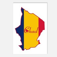 Cool Chad Postcards (Package of 8)