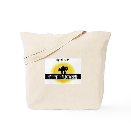 1st Halloween: Tyrone Tote Bag