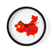 Cool China Wall Clock