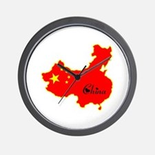 Cool China Wall Clock