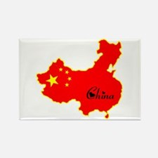 Cool China Rectangle Magnet (10 pack)