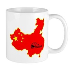 Cool China Small Small Mug