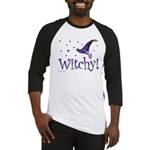 Witchy Hat Baseball Jersey