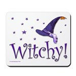 Witchy Hat Mousepad