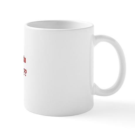 Drive North Dakota Mug