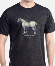 Percheron Horse T-Shirt