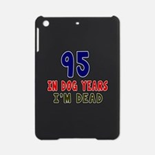 Funn 95 Years Birthday Designs iPad Mini Case
