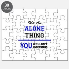 Cute You not alone Puzzle
