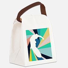 Cute Billabong Canvas Lunch Bag
