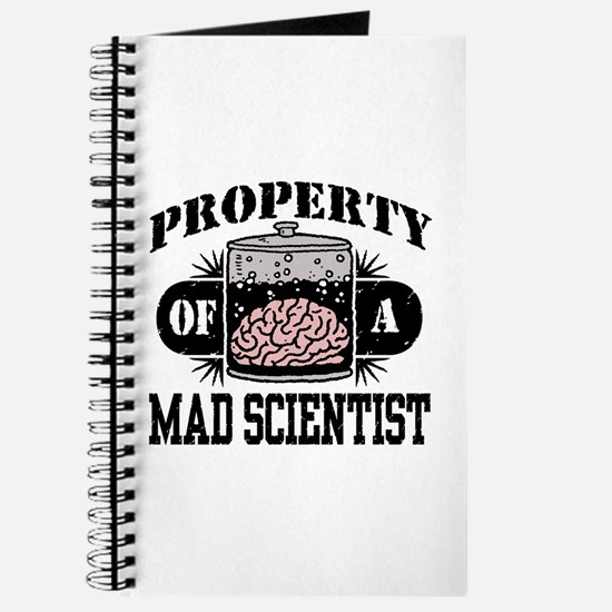 Property of a Mad Scientist Journal