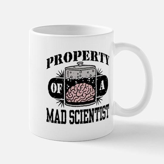 Property of a Mad Scientist Mug