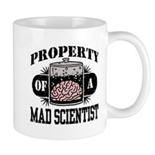 Property of a Mad Scientist Mug