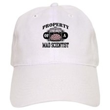 Property of a Mad Scientist Cap