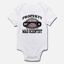 Property of a Mad Scientist Infant Bodysuit