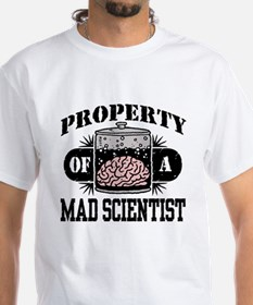 Property of a Mad Scientist Shirt